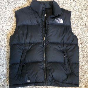 The North Face Vest - 700 Down a Men's Black - Lrg